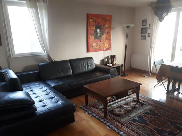 Appartement à 15 minutes de Paris