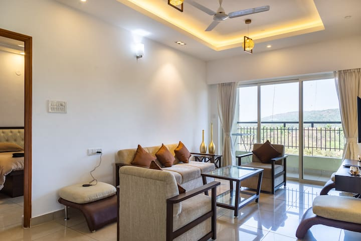 Elite Goa 3 Bedroom Luxary Apartment.