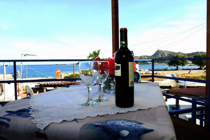 Amazing Sea View & value for money - Στεγνά - Byt