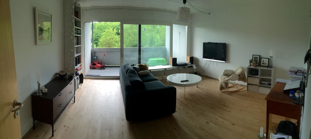 Peaceful setting close to city center - Aarhus - Apartamento