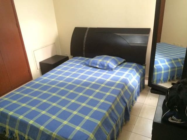Habitación privada en Barranquilla/ Private Room