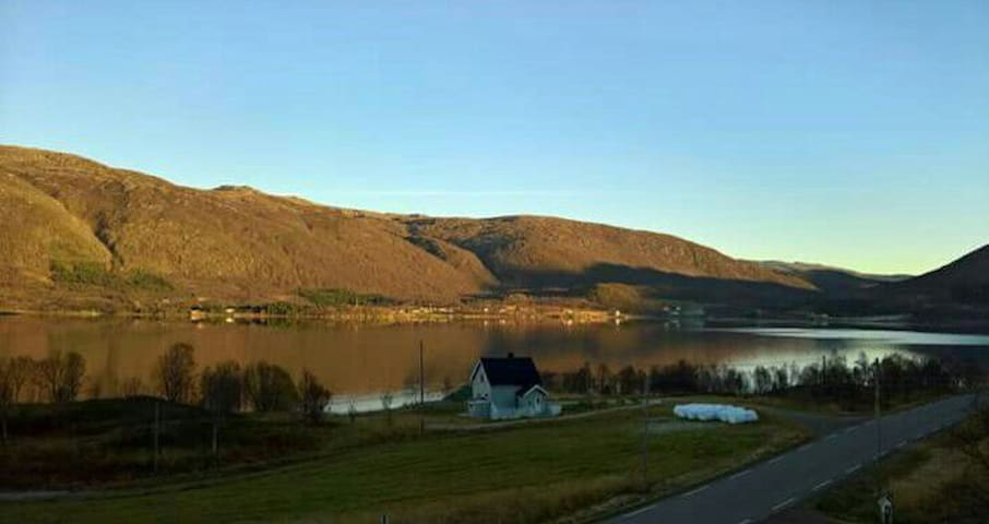 Cosy cottage in Våtvoll, Kvæfjord.