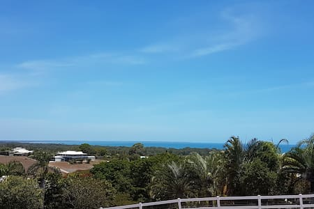 Ocean Views from Craignish (10min from Hervey Bay) - Craignish