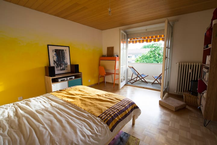 The sunset room - Bazel - Appartement