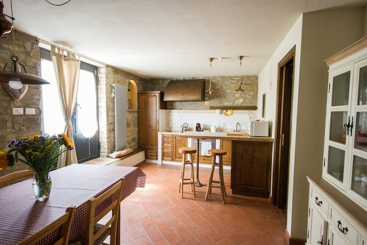 Casetta Melograno - Cozy farmhouse in Chianti