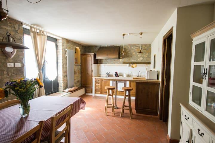 Casetta Melograno - Cozy farmhouse in Chianti