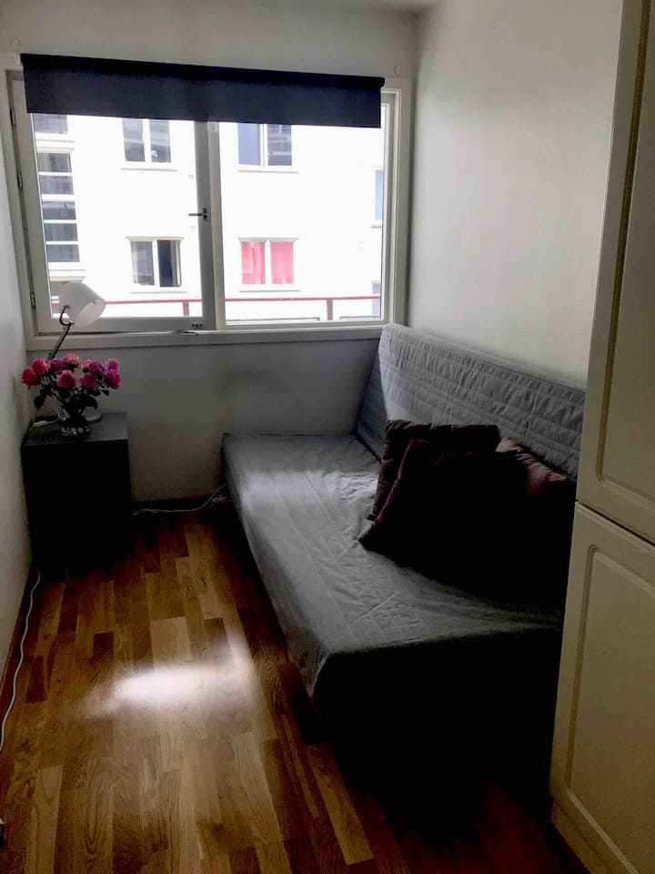 Small and cosy room in the heart of Oslo