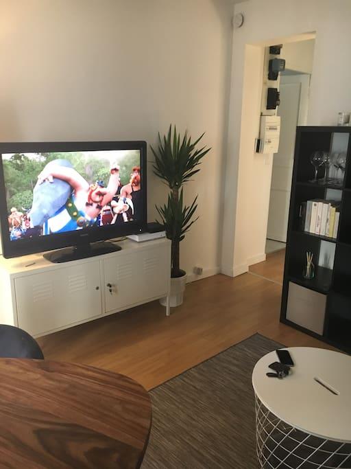 Wifi et TV