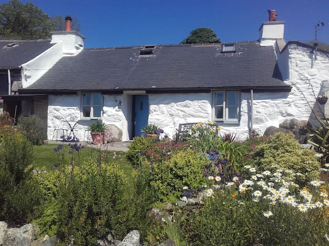 One bed characterful stone cottage in Snowdonia