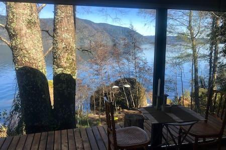 Shelter in Lago Colico