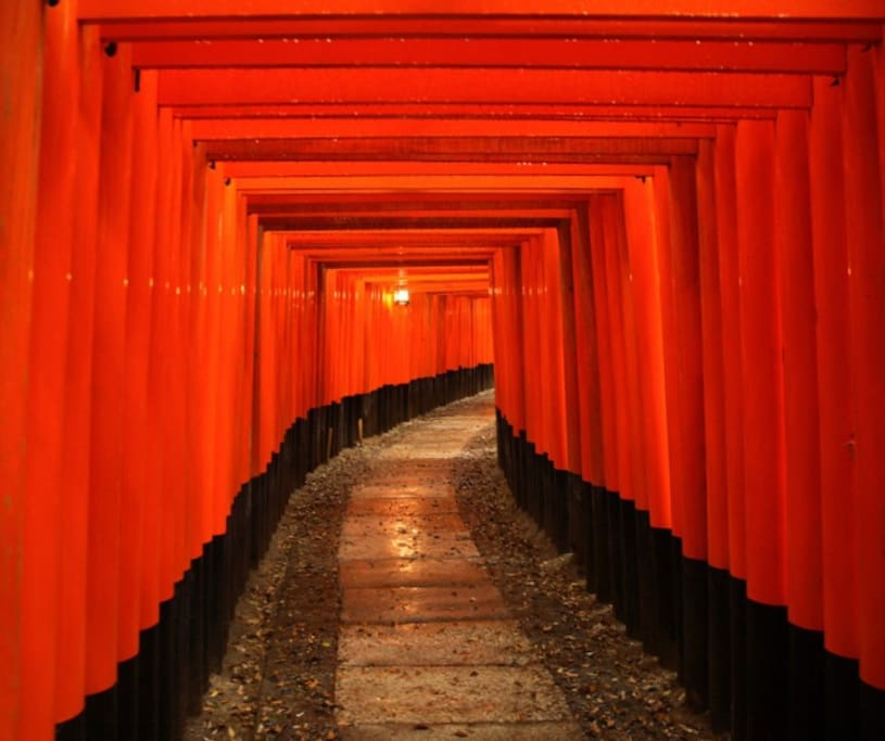 Fushimi Inari Taisya