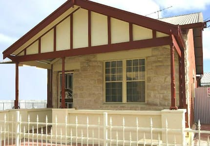 The original Semaphore Beach House - Semaphore