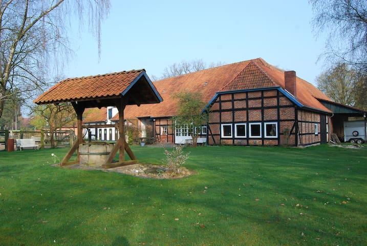 Brunnenhof Welze - Neustadt am Rübenberge - Apartamento