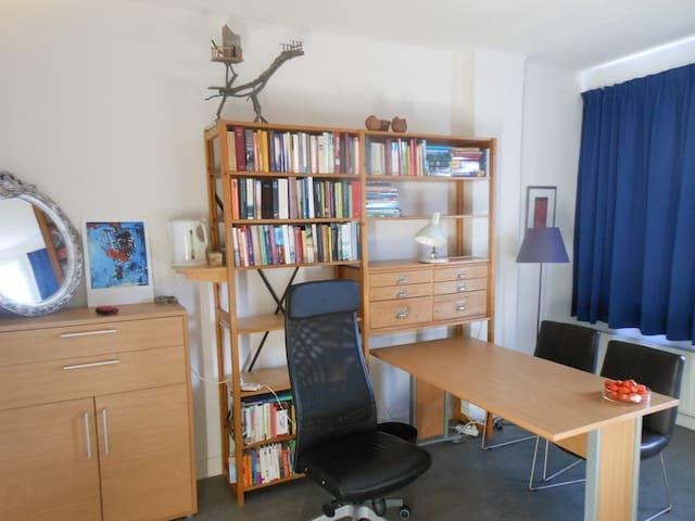 Spacious room in Nijmegen Oost - Nijmegen - Hus