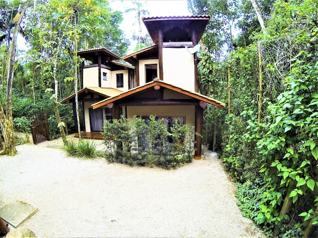 Açaí House - Félix Jungle House