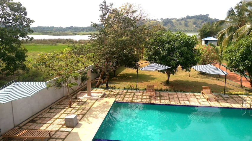 Nilambara Lake View Double Room