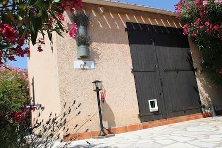 Mazet cote d azur - La Motte - Haus