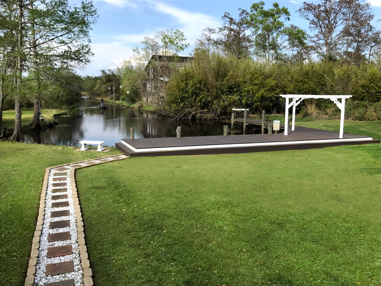 Bijou on the Bayou- Waterfront Home - Houses for Rent in Slidell ...