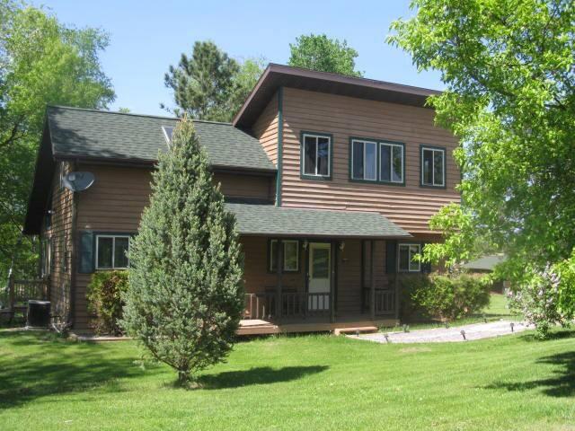 Birch lake getaway-Paradise home