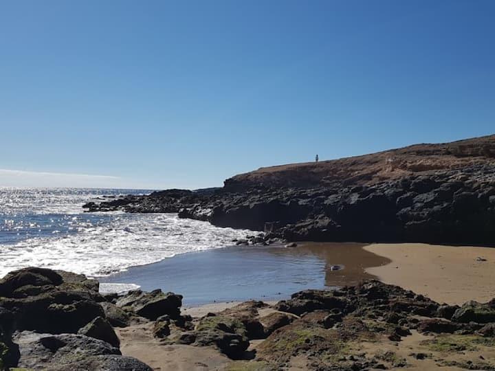 Nautilus Apts 2 min from Arinaga Beach 5