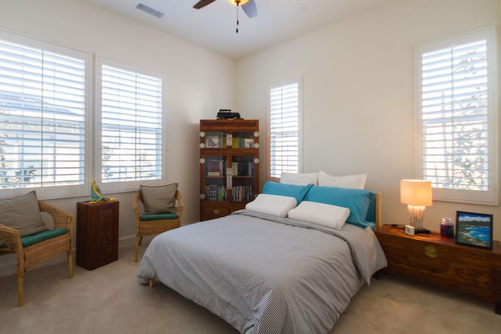 Luxurious & Comfortable two rooms in Great Park