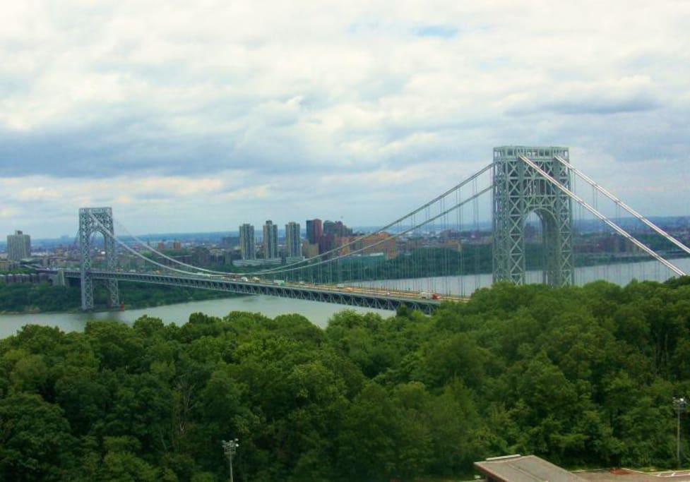 Close to GW bridge