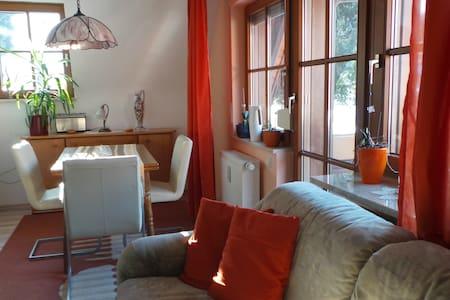 Apartment  mit DU/WC/Balkon (max. 2 Pers.) - Sasbachwalden