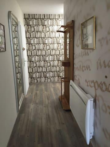 Charmant studio non fumeur, quartier historique - Sélestat - Apartment