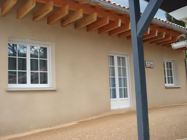 Chambre d'hôtes avec piscine - Tarn-et-Garonne - Huis