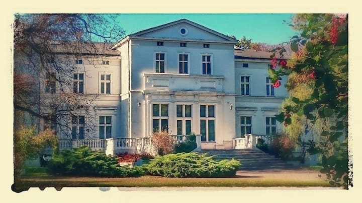 Palac Brodnica and its deep sense of hospitality.