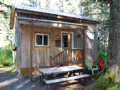 #1 Bear Glacier Cabin - Serenity by the Sea Cabins