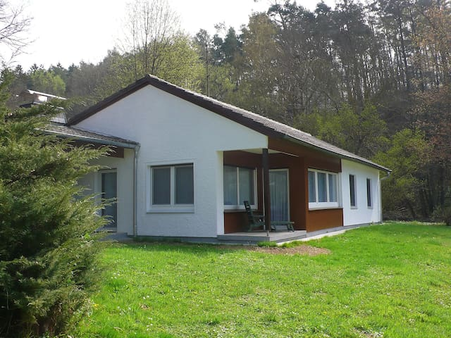 House Kyrbach for 6 persons in Kirchberg - Kirchberg - Hut