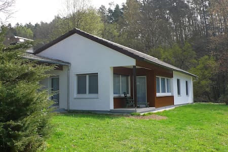 House Kyrbach for 6 persons in Kirchberg - Kirchberg - Barraca