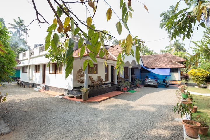Yogalife Homestay Countryside  Group package