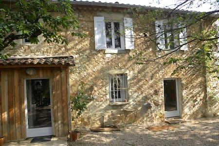 Bastide en Provence avec picine et terrain - Seillons-Source-d'Argens - 一軒家