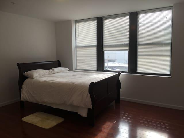 Luxury 2 Bedroom Apartment near Convention Center - Filadélfia - Apartamento