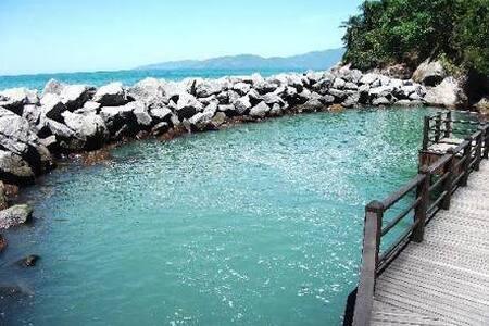 2 qtos e Wifi no Cond. Porto Real Resort! ☀️☀️ - Mangaratiba - Huoneisto