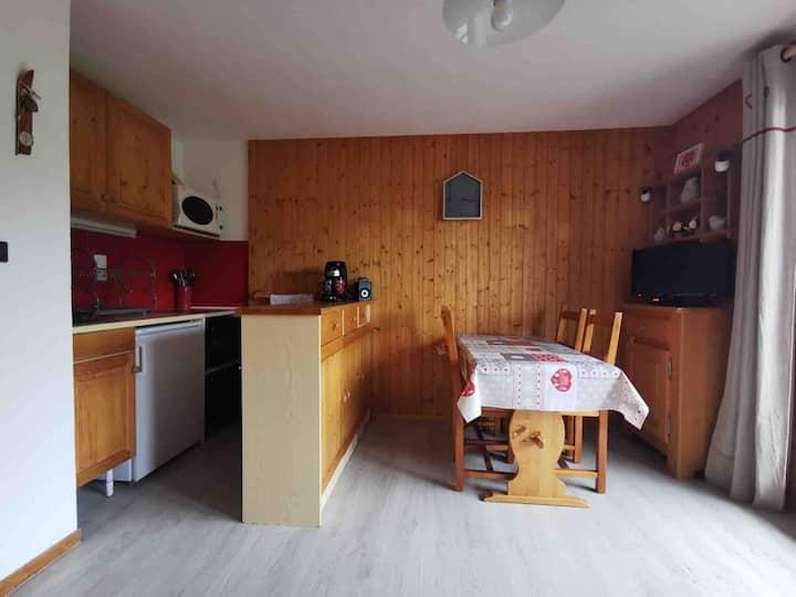 Studio dans charmant village de haute Savoie