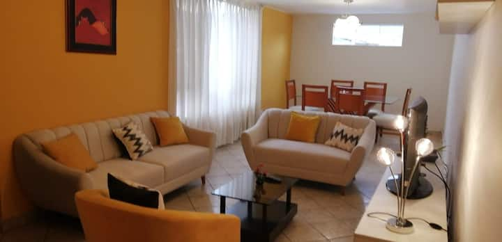 Magic house & beautiful apartment in Cusco City.