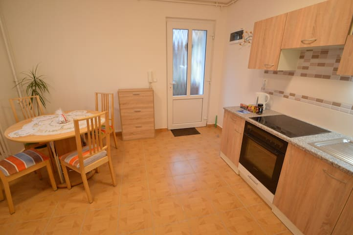 New&Parking FREE apartment - Prague - House