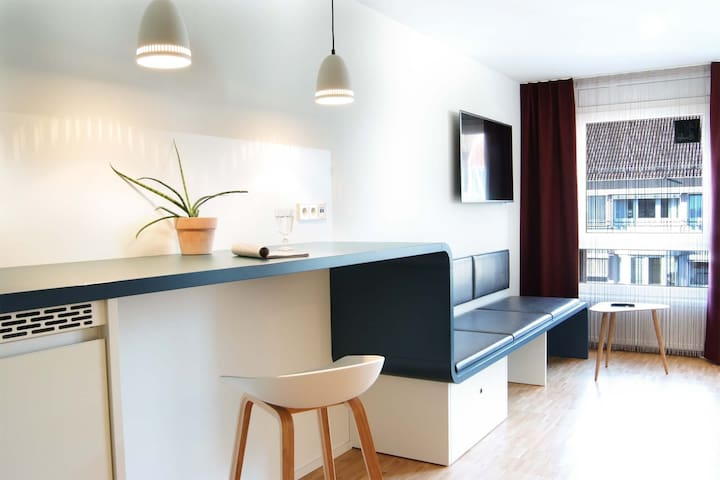 Serviced Apartments  - mitten in der City!
