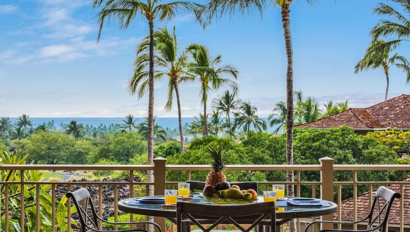 Luxury Tropical Villa w/Ocean Views & A/C. Ke Alaula (219B) Four Seasons Resort