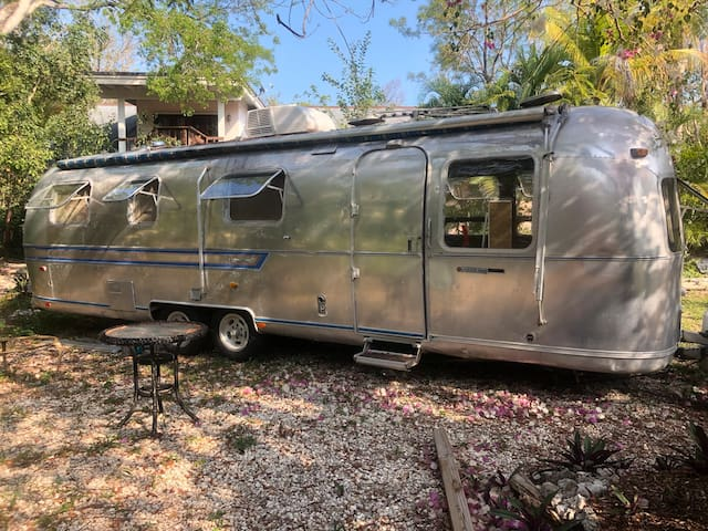 Lets Go Glamping in Vintage Airstream
