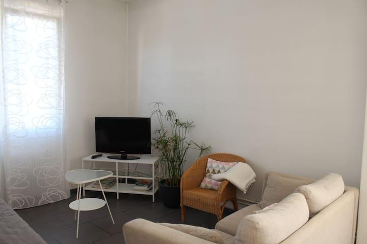 Appartement privé 66m²
