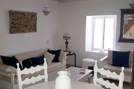 Secret Exanthia - Traditional house