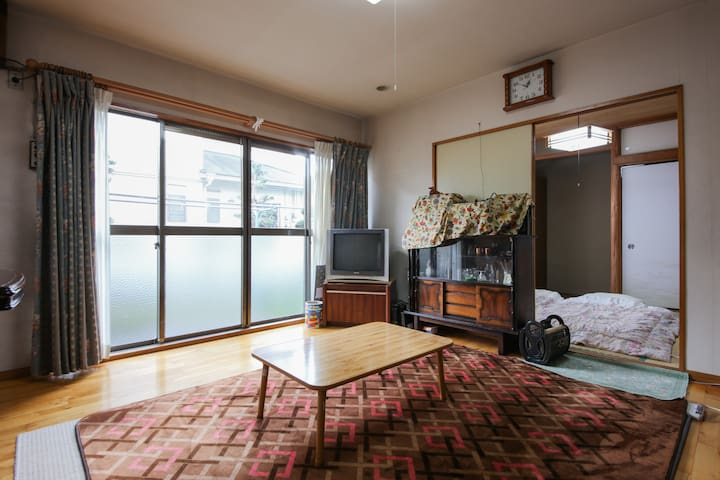 Quiet Japanese House for long stay - 野田市 - Ev