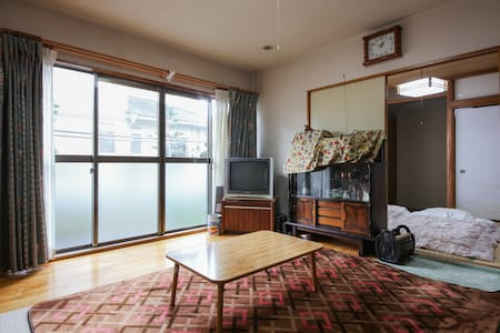Quiet Japanese House for long stay - 野田市