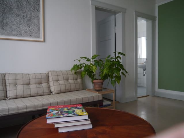 Spacious room, city centre 3