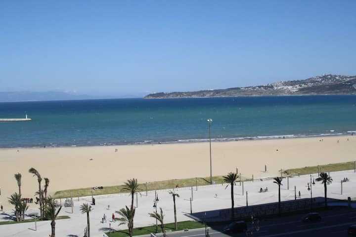 beach appartment Tangier