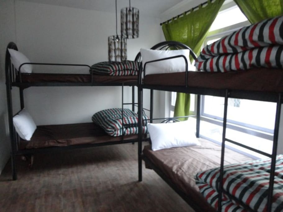 ROOM FOREST FOR MALE DORMITORY